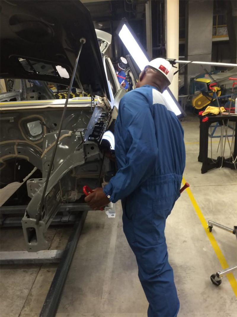 Mercedes Dent Repair Kentucky